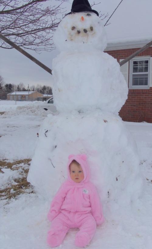 stella snowman